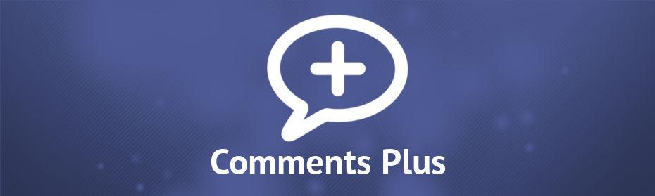 Comments Plus module