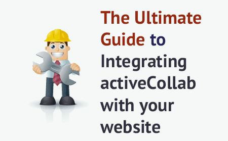 Ultimate Guide to Integrating your site with activeCollab