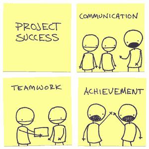 Project Success Comic Summary