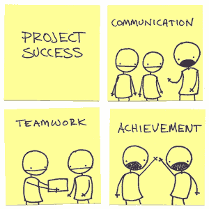 Project Success Comic Summary