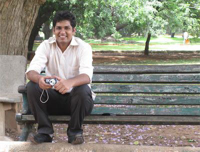 In Bangalore during a conference + leisure trip